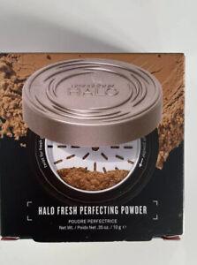BNIB & SEALED SMASHBOX HALO FRESH HYDRATING PERFECTING POWDER - TAN- 10 g