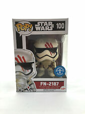 Funko Pop Fn-2187 100 Star Wars 7 VII Figure Stormtrooper Clone Trooper Cinema 1