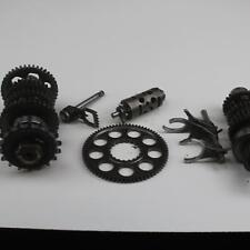 2001 triumph speed triple ENGINE MOTOR TRANSMISSION TRANNY GEARS