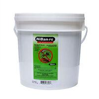 Niban FG Granular Insect Bait (4 Lbs) Ant Roach Cricket Earwig Silverfish Killer