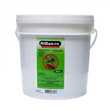 Niban FG 4 Lbs Ant Roach Cricket Earwig Silverfish Killer Bait Indoors Outdoors