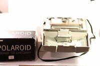 RARE VINTAGE Polaroid Automatic 104 Land Camera BOXED + MANUAL