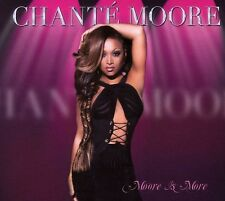 Chant Moore, Chanté Moore, Chante Moore - Moore Is More [New CD]
