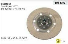 Disco Clutch Rotovator Goldoni gm4 518 520 521 716 718 719 STD-Ø 184