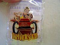 Disney Pin Drivers Ed PTU Trader University LE 250 Mr. Toad | #1814995385