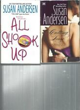 SUSAN ANDERSEN - ALL SHOOK UP  - A LOT OF 2 BOOKS
