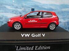 1:43  Schuco (Germany) VW golf V Fire