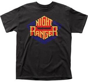 NIGHT RANGERS - Logo - T SHIRT S-M-L-XL-2XL Brand New - Official T Shirt