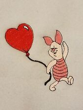 Personalized Embroidery Blanket Piglet 36x58 inches