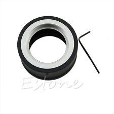 Replacement Lens M42 Screw Lens Mount Adapter for SONY NEX E NEX-3 NEX-5 Camera
