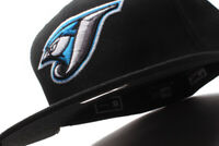 New Era Toronto Blue Jays MLB On Field Game Fitted Cap BB No Flag