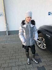 Lelli Kelly schönste silbergraue Lackleder-Stiefel Winter-Schuhe Gr 34-35  w Neu