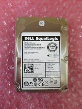 """Dell EqualLogic 2.5"""" 600Gb 10k 6 GBps SAS HDD 0G11X0 G11X0 9PN066-157 FN00"""