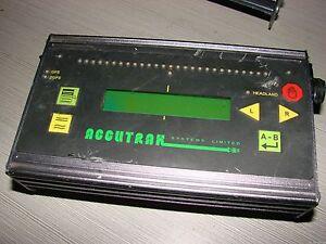 Accutrak AXL AutoSteering  Lightbar Module Adapter For Agriculture GPS Guidance