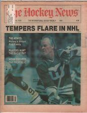 The Hockey News Gordie Howe Wcha Gophers November 23 1979 073021nonr