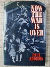 Now The War Is Over, A Social History Of Britain 1945 - 1951 (Rationing, Homes)