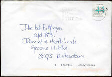 Netherlands 2007 Cover TO Rotterdam #C19891