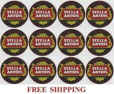 STELLA ARTOIS 12  BAR TOP SPILL MAT BEER COASTERS NEW
