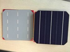 Mono Solar Cells 19.%, 4.6+ watt, .51 volt per cell, 100 count box Only The Best