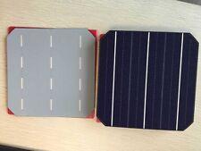 Mono Solar Cells 19.%, 4.6+ watt, .51 volt per cell, 100 count box Only The Best