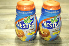 Nestea Sweet Iced Tea Mix Lemon 45.1 oz Each Jar Makes 20 Quarts Exp June 2020