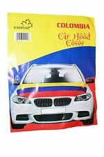 COLOMBIA CAR HOOD COVER FLAG 2018 WORLD CUP SHIPS FROM CANADA 40' x 50' Inches