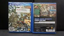 (ASIA ENGLISH VERSION) PSV PS Vita Soul Sacrifice Delta (Brand New)