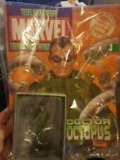 classic marvel figurine collection doctor octopus comic and figure hand painted