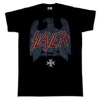 SLAYER - Gray Eagle - T SHIRT S-XL  Brand New - Official T Shirt