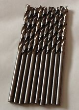 HELLER 7,5 mm HSS COBALTO metallo Drill Bit 10 Pacco HSS-Co - qualità tedesca strumenti