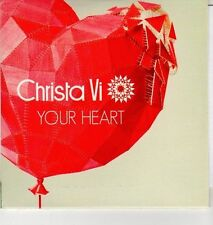 (EH955) Christa Vi, Your Heart - 2011 DJ CD