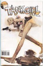 Tank Girl The Gifting 1 A IDW 2007 VF NM Martin Wood 1st Print