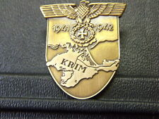 Pin EISERNES KREUZ KRIM 1941-1942 - 3 x 4 cm