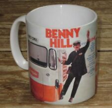 Benny Hill Ernie The Fastest Milkman Advertising MUG