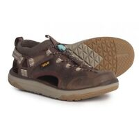 NEW TEVA TERRA FLOAT TRAVEL LACE SANDALS WOMEN'S MANY SIZES CHOCOLATE BROWN