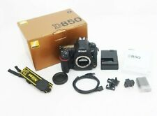 [Mint in Box] Nikon D850 45.7MP Digital SLR Camera Body Low Shutter Count