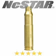 Tactical 5.56 223 Rem Red Laser Cartridge Bore Sighter Dot 5.56 Scope Rifle