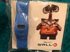 RARE NEW OFFICIAL WALL-E MOVIE PROMO DIGITAL WATCH - DISNEY PIXAR EVE TOY FIGURE