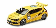Volkswagen Scirocco R-cup DUNLOP 1 43 Spark Dealer