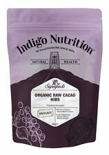 Cacao orgánico Nibs - 250g-índigo Hierbas