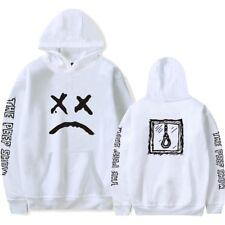 2018 neu Lil Peep pullover hoodie Sweatshirt Cry Baby Muster hell Boy Music 1996