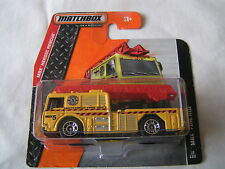 MATCHBOX MADE IN THAILAND FIRE RIG