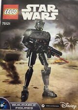 Lego Star Wars Imperial Death Trooper 75121 Buildable Figure.