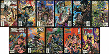 Conan Marvel 1995 3rd Series Comic Set 1-2-3-4-5-6-7-8-9-10-11 Lot Robert Howard