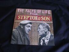 STEPTOE & SON 'The Facts Of Life' 1963 Mono E.P. PYE NEP 24169