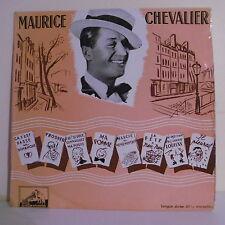 33T 25 cm Maurice CHEVALIER Disque PROSPER - MA POMME - VOIX MAITRE 1009 RARE