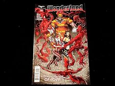 "Wonderland - #48 - NM - Cover A ""Martinez Art"" ""A Demonstration of Love"""
