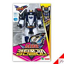 TOBOT V MINI CAPTAIN POLICE Transformer Robot Cop Vehicle Figure Toy 2019 New
