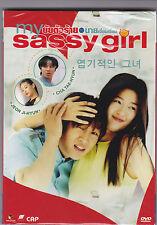 My Sassy Girl Korean Movie Sub Eng <Brand New DVD>