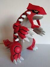 "Pokemon Groudon Titan Figure 9"" Tomy 2015 T18707"